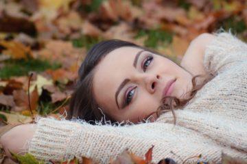 I capelli in autunnoi